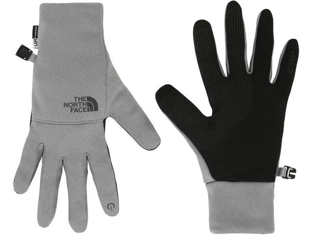 The North Face Etip Recycled Handschuhe Damen TNF medium grey heather